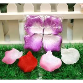 Flower Petals (Purple/ Pink/ Dark Pink/ Red/ White/ Cream)
