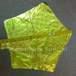 Glittering Gold Star Foil Balloon