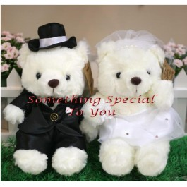 Wedding Bears (Soft Fur)