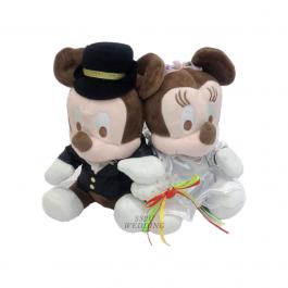(Ready Stock)Mickey Wedding Bear