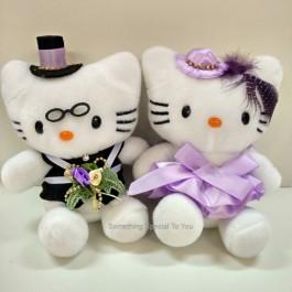Hello Kitty (Pink/Purple/Cream)