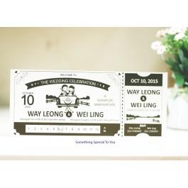 Way Leong's Card