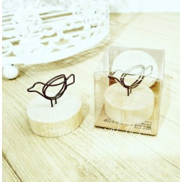 Love Bird Vintage Card Holder - as low as RM2.40