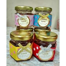 Sweet Love Honey In Jar