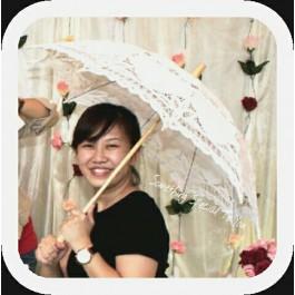 Vintage English Umbrella