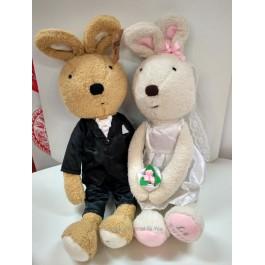 Le Sucre Wedding Bunny -L