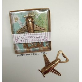 PLANE BOTTLE OPENER - as low as RM6.10/pc