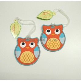 OWL TRAVEL BAG TAG - as low as RM5.40/pc