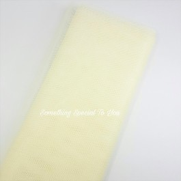 Cream Color Netting (in meter)