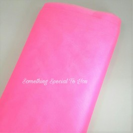 Dark Pink Color Netting (in meter)