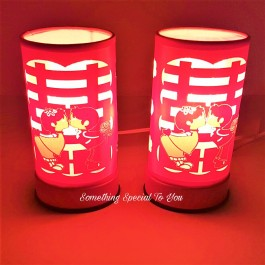 Lamp 8001 (1 pair)