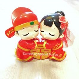Wedding Figurine: Hey Darling (DY9522)