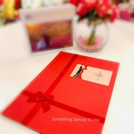 JUST MARRIED GUESTBOOK