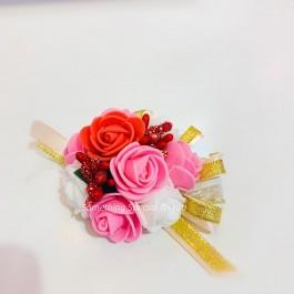 WRISTBAND FLOWER A6