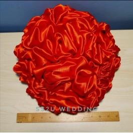 XL Size Red Flower Ball