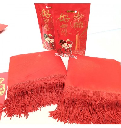 Groom's Betrothal Set, Chinese Customary Wedding Engagement Day Custom Guo Da Li 过大礼