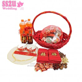 Bride's Return Betrothal Package - including Bedsetting Set