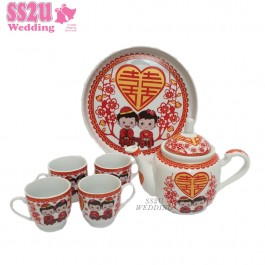 DY Couple Teaset