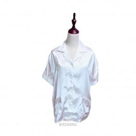 White Ladies Pyjamas (Plain)