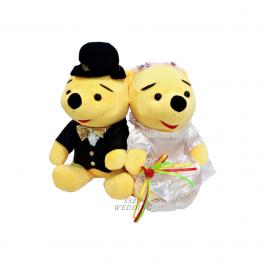 (Ready Stock) Winnie Wedding Bear