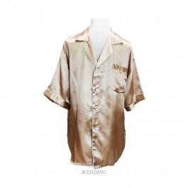 Gold Men's Pyjamas (Plain)