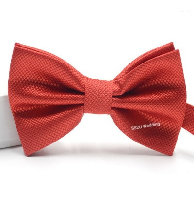 (Red)2 Layers Bow Tie