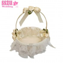 Laced Basket (Round)