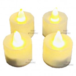 (4Pcs) Led Light Battery Candle