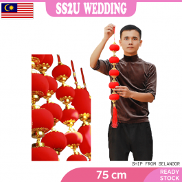 (Ready Stock) Hanging Lantern 5 CNY