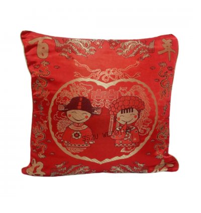 Wedding and Oriental Cushion (Cover Only) 2pcs